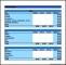 Holiday Budget Calculator Excel