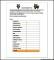 Household Budget Planner Sample for Mac
