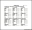 IT Budget Planning Template PDF Format Download