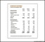 Manufacturing Company Annual Budget Template PDF Download