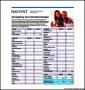 Monthly Budget Planner Worksheet