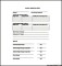 Payroll Budgeting Form PDF Format