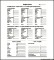 Personal Budget Planning Template PDF