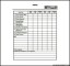 Project Budget Tracker Template PDF Example