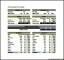 Sample Bi-Weekly Personal Budget Template Excel Format