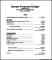 Sample Budget Proposal Download