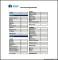 Sample Construction Budget Worksheet