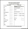 Sample Event Planning Budget Template for Mac