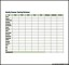 Sample Personal Expense Sheet Template PDF