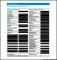 Simple Budget Planner PDF
