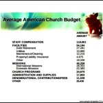 Small Church Budget Sample PDF Download