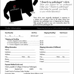 T-Shirt Order Form Template Word Sample