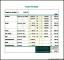 Travel Budget Planner Excel Format