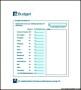 Wedding Budget Calculator PDF Example
