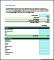XLS Personal Budget Spreadsheet Template