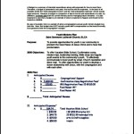 Youth Church Budget Template PDF File