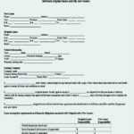 Assumption Agreement for Lease Template