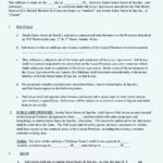 Booth Rental Agreement Templates PDF