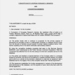Business Funding Agreement Template