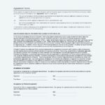 Business Services Contract Agreement Template PDF Format