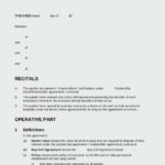 Buy Sell Funding Agreement Template