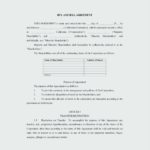 Buy and Sell Agreement Template PDF Format