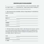 Changes for Roommate Agreement Document Template