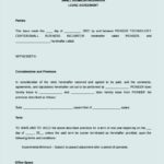 Client Lease Agreement Form Template