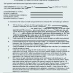 Commercial Booth Space Rental Agreement Template