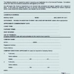 Commercial Tenancy Agreement Template