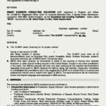 Consulting and Fee Protection Agreement Template