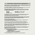 Divorce Agreement Template PDF Format Free