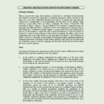 Drafting a Settlement Agreement Template PDF Format Free