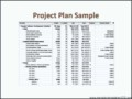 Application Development Project Plan Template