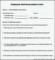Employee Self Assessment Form Template