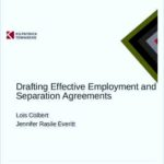 Employment Separation Agreement Template