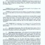 Environmental Escrow Agreement Template