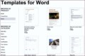 Free Book Templates For Microsoft Word