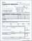 Free Printable Job Application Form Template