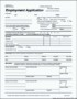 Free Printable Job Application Form Template