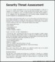 Network Security Assessment Template