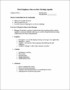 One On One Staff Meeting Agenda Template