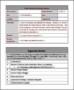 Project Management Agenda Template