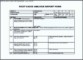Root Cause Analysis Report Template