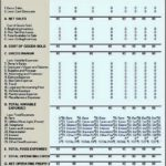Sample Financial Analysis Report Template