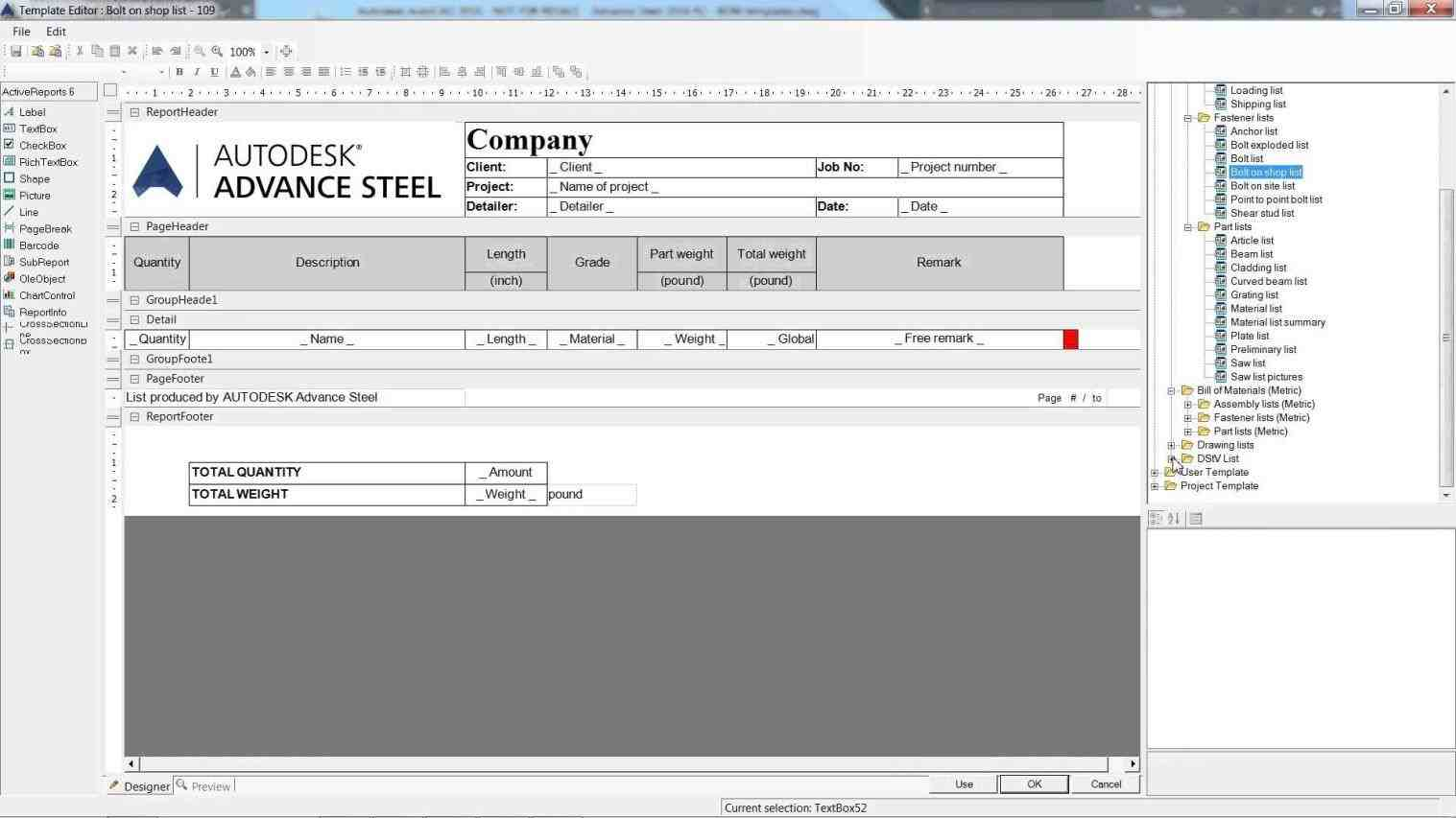 Bill Of Materials Template of materials template excel images templates example free exltemplates bill Bill Of Materials Template of materials