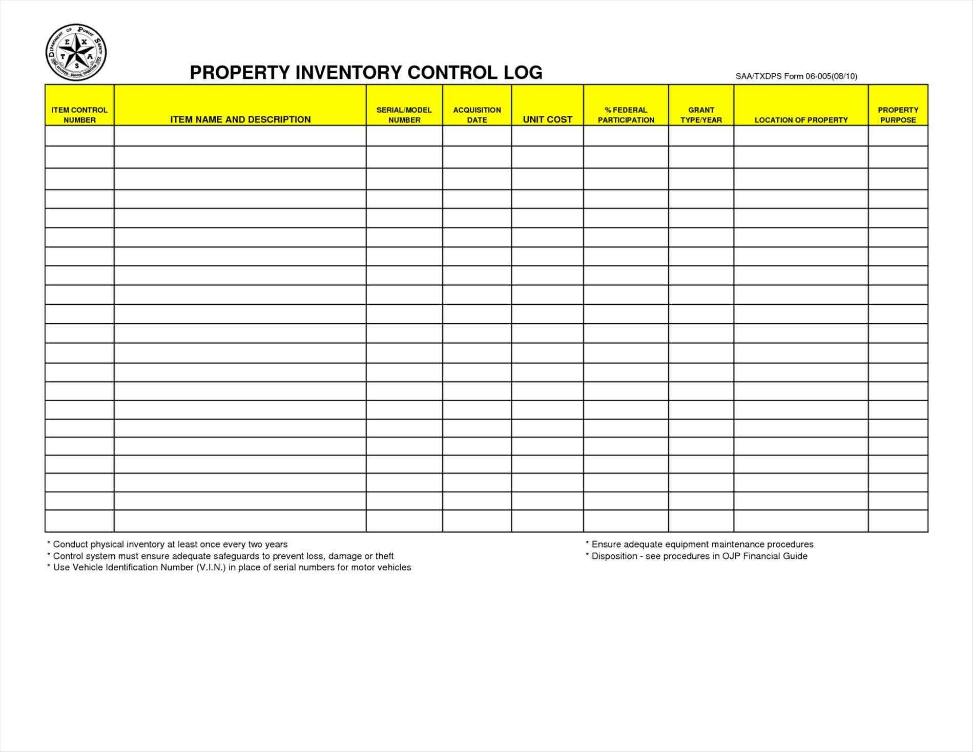 service log book template