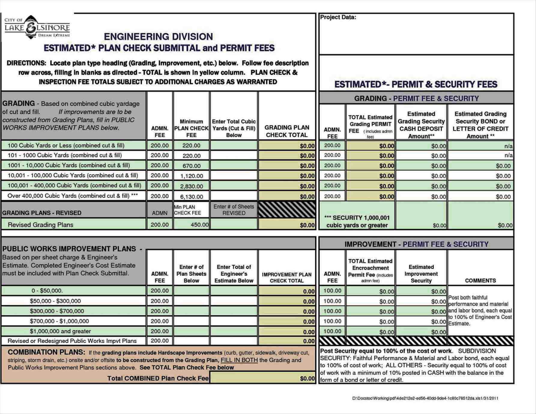 Home remodel expense calculator worksheet sample for Free cost to build calculator