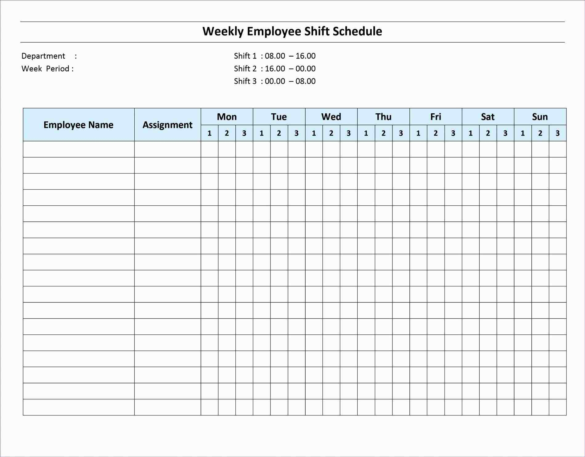 Employee Performance Review Template Excel - Sample Templates ...