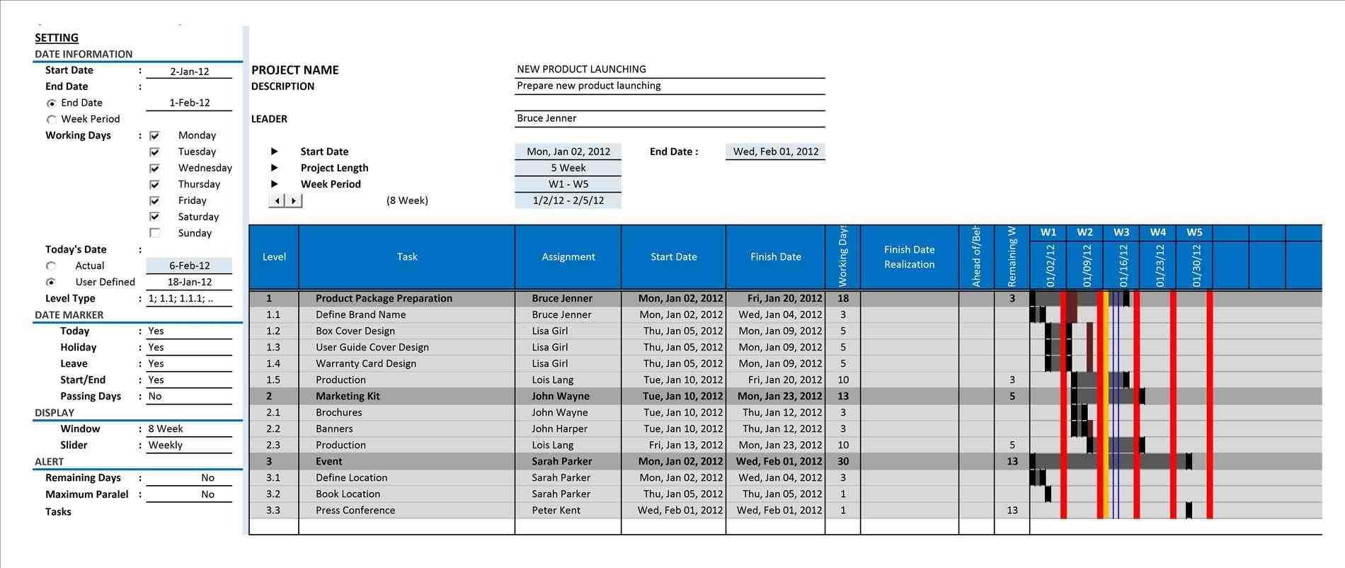 for macrheasybusinessfinancenet simple Free Download Gantt Chart Template For Excel gantt chart template for macrheasybusinessfinancenet download c program excel rhkukkoblockcom download